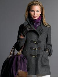Duffle coat, дафлкот
