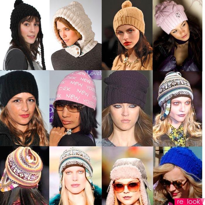 модные головные уборы осень зима 2013 2014 территория моды мода