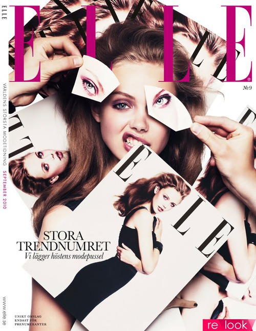 1cef8e2d1564 История модных журналов  Территория моды - мода на Relook.ru