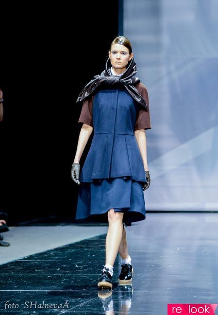 volvo fashion week russia 2014 виктория андрианова