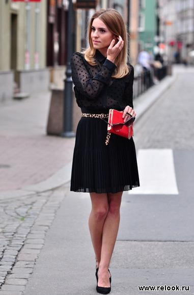 a98967cc24a7 Как подобрать клатч к наряду?: Территория моды - мода на Relook.ru