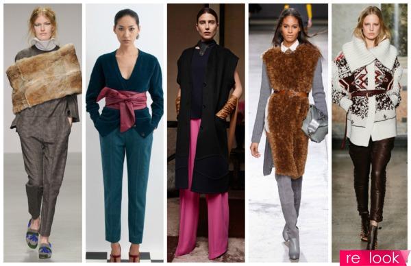 34fc41cebbd Мода осень-зима 2014-2015  10 горячих трендов сезона  Территория ...