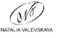 NATALIA VALEVSKAYA, НАТАЛЬЯ ВАЛЕВСКАЯ
