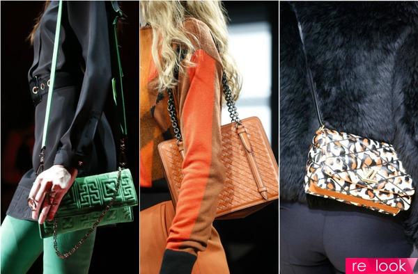9aa3eb85515a Сумки для зимы: в чем носить помаду, а в чем продукты: Модные детали ...