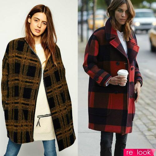 074dcb9c629c Тенденции осень-зима 2016-2017  верхняя одежда  Территория моды ...