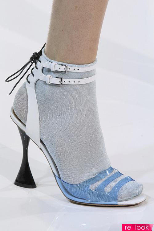 Летняя обувь 2018  надевать с носками!  Мода и стиль - мода на Relook.ru 73005a25c2d