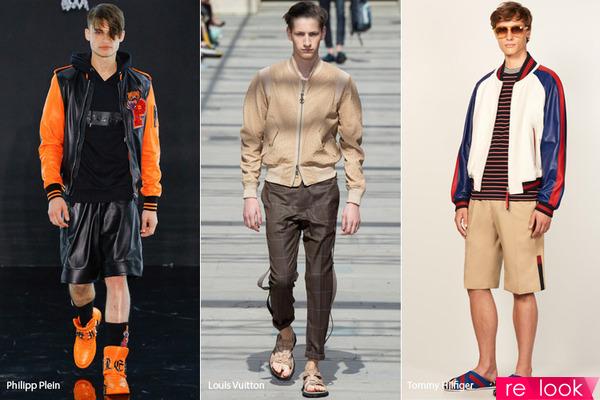 Основные тенденции мужской моды сезона весна-лето 2017  Мода и стиль ... e67e9d15539