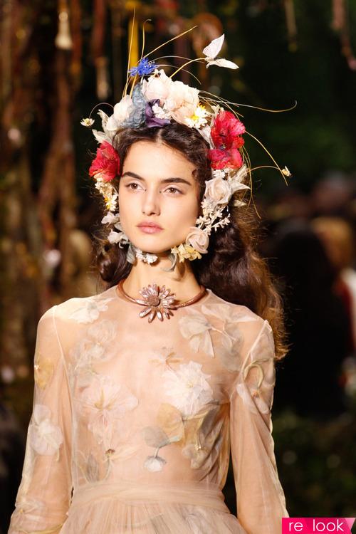 84284443c148a52 Paris Fashion Week – показ Christian Dior весна-лето 2017 ...