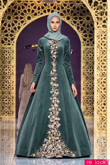 75da07e7bfd8 Показ мусульманской моды в Чечне  Мода и стиль - мода на Relook.ru