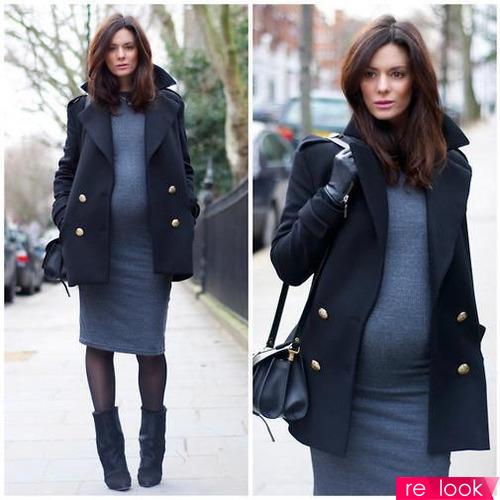 d8949ab11038 Мода для беременных - осень-зима 2017-18  Модные дети - мода на ...