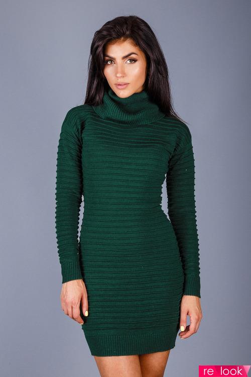 вязаные платье осень зима 2017 18 территория моды мода на Relookru