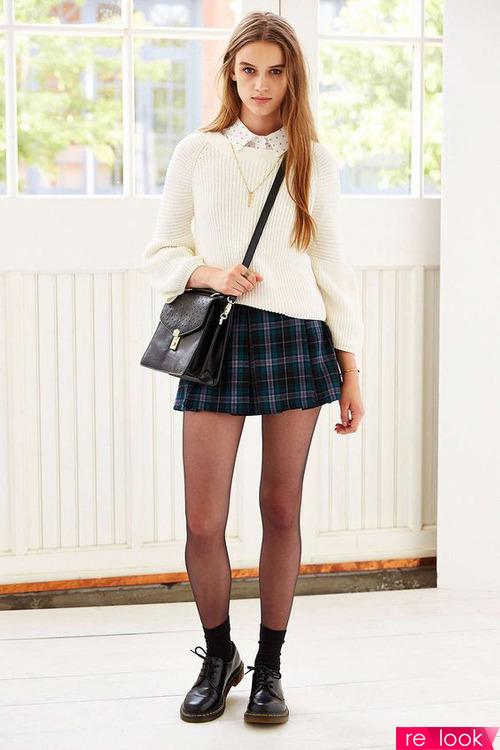 какую длину юбки выбрать